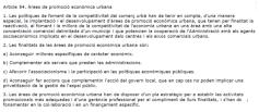 De la nova llei de comerç de la Generalitat.